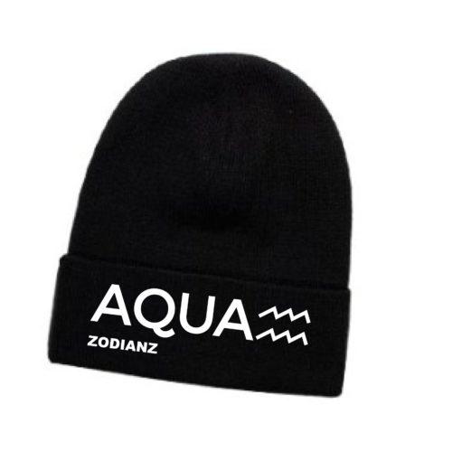 Zodianz Aquarius Beanie