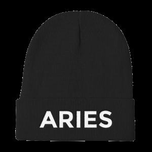 Aries Beanie No Glyph