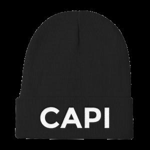 Capricorn Beanie No Glyph