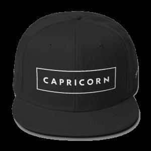 Capricorn Snapback