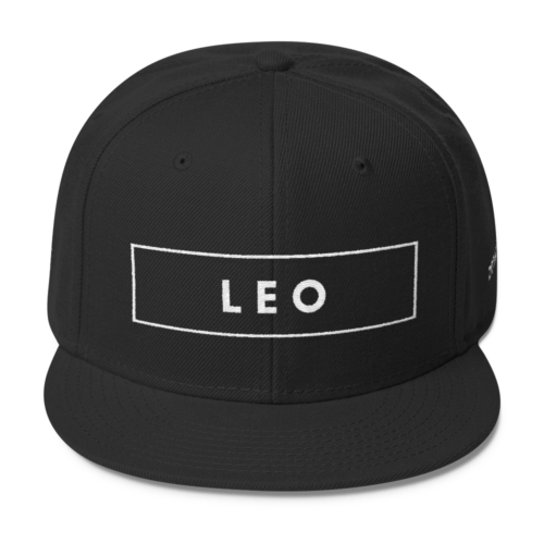 Leo Snapback