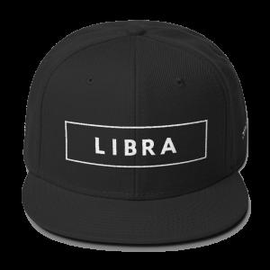 Libra Snapback