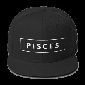 Pisces Snapback