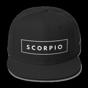 Scorpio Snapback
