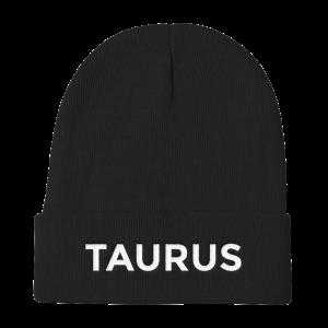 Taurus Beanie No Glyph