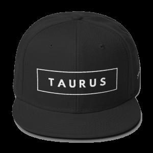 Taurus Snapback