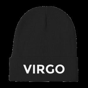 Virgo Beanie No Glyph