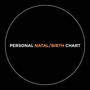 ZODIANZ Personal written birth chart report