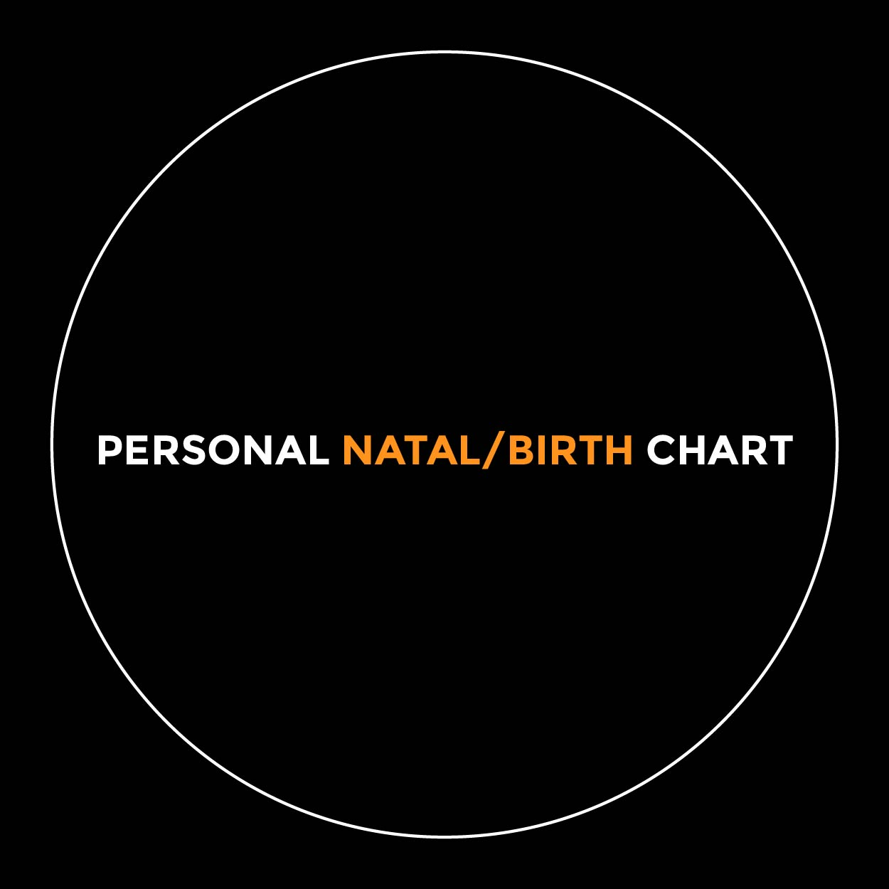Zodianz Personal Written Birth Chart Report
