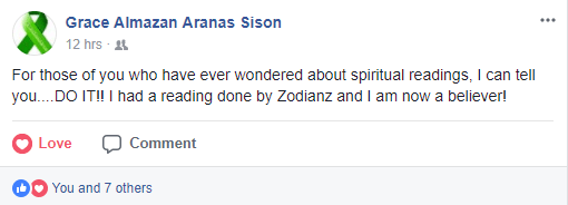 ZODIANZ SPIRITUAL GUIDANCE REVIEW