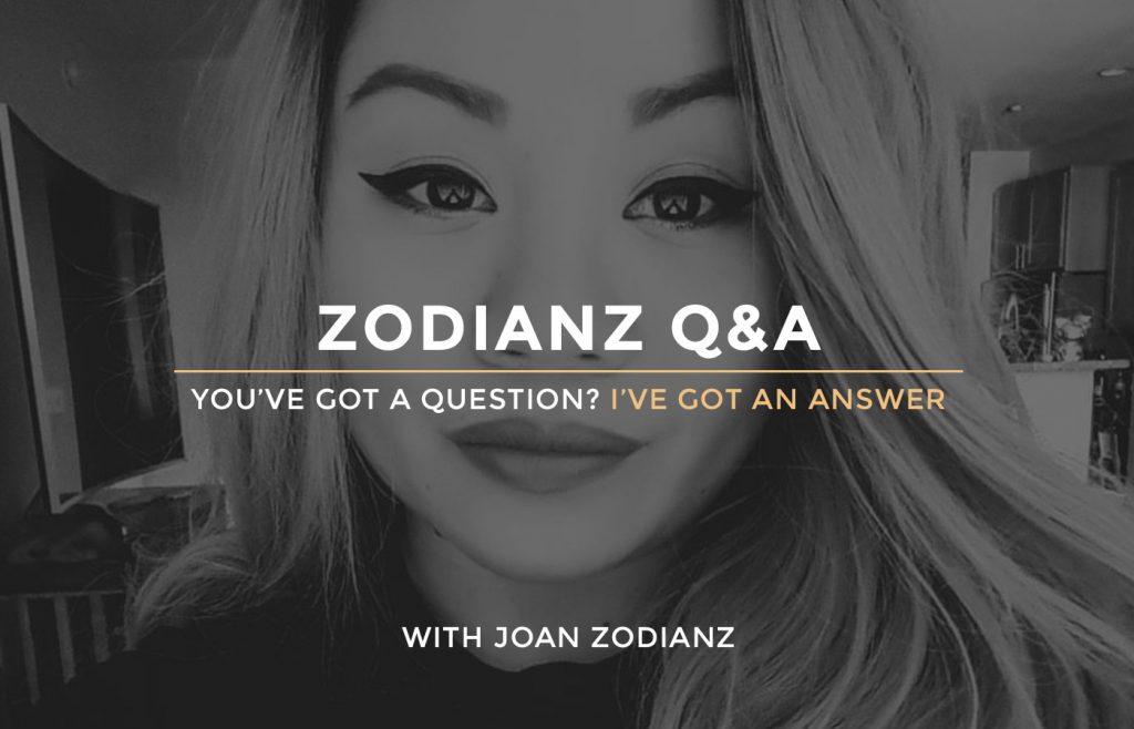 Zodianz Answers: July 2017