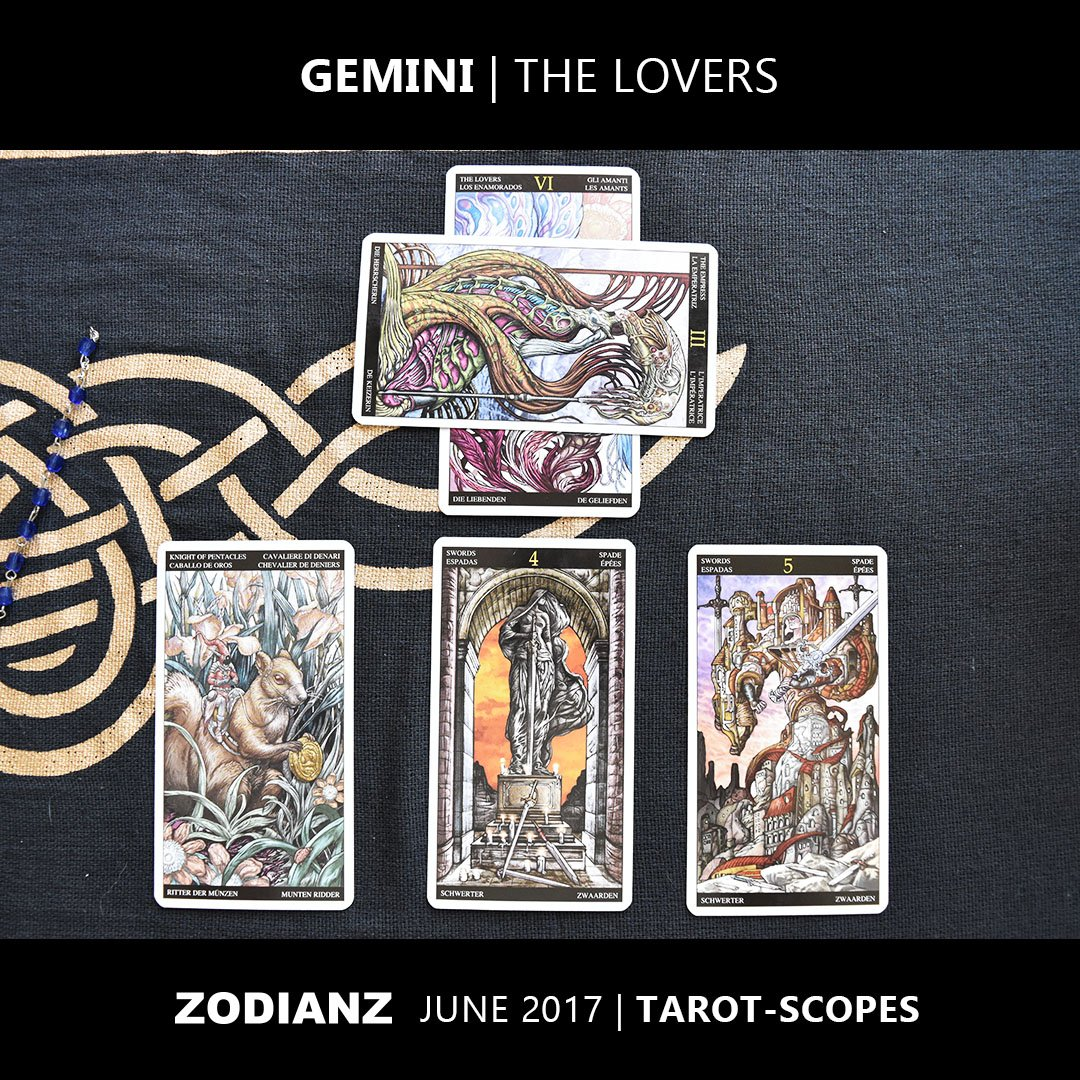 Love Each Other When Two Souls: Take A Look: July 2017 Tarot-Scopes By Joan Zodianz