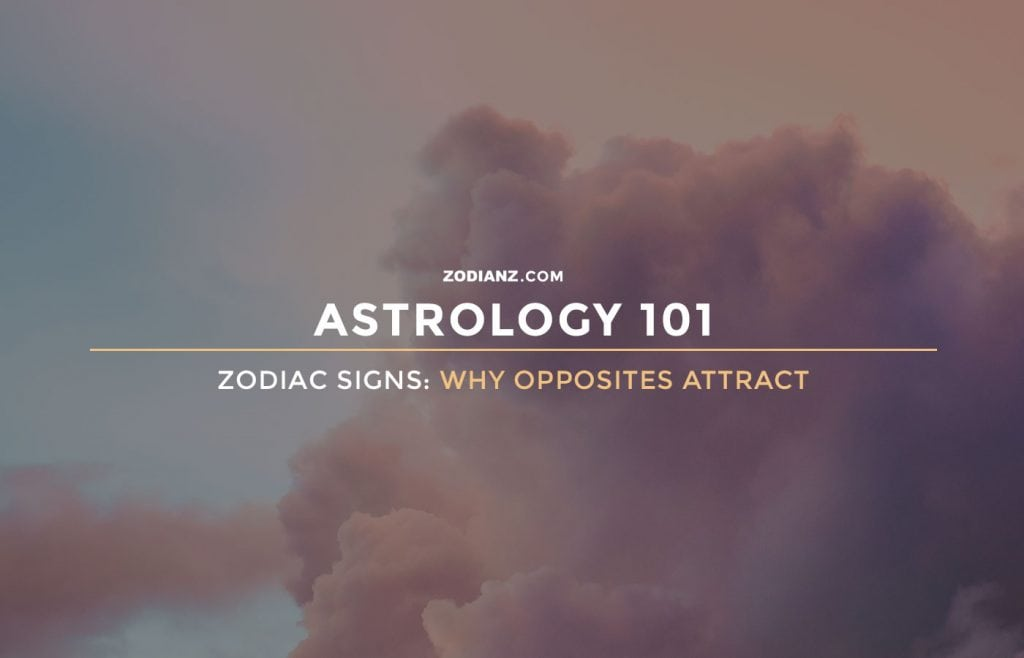 ZODIANZ OPPOSITE ZODIAC SIGNS