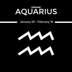 Aquarius by Joan Zodianz