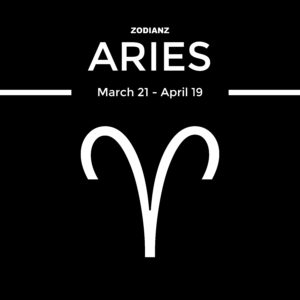 Aries by Joan Zodianz