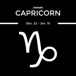 Capricorn by Joan Zodianz