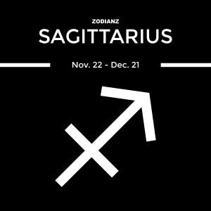 Sagittarius by Joan Zodianz