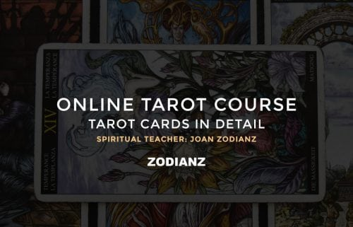 ZODIANZ TAROT CARDS IN DETAIL