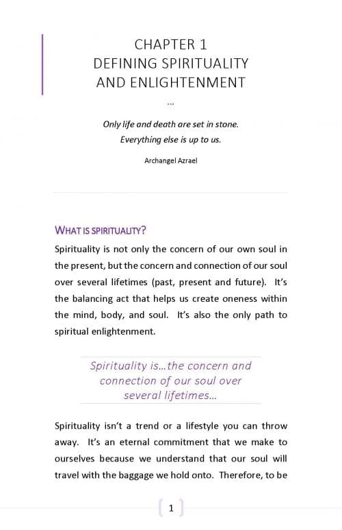 The Reality of Spirituality by Joan Zodianz