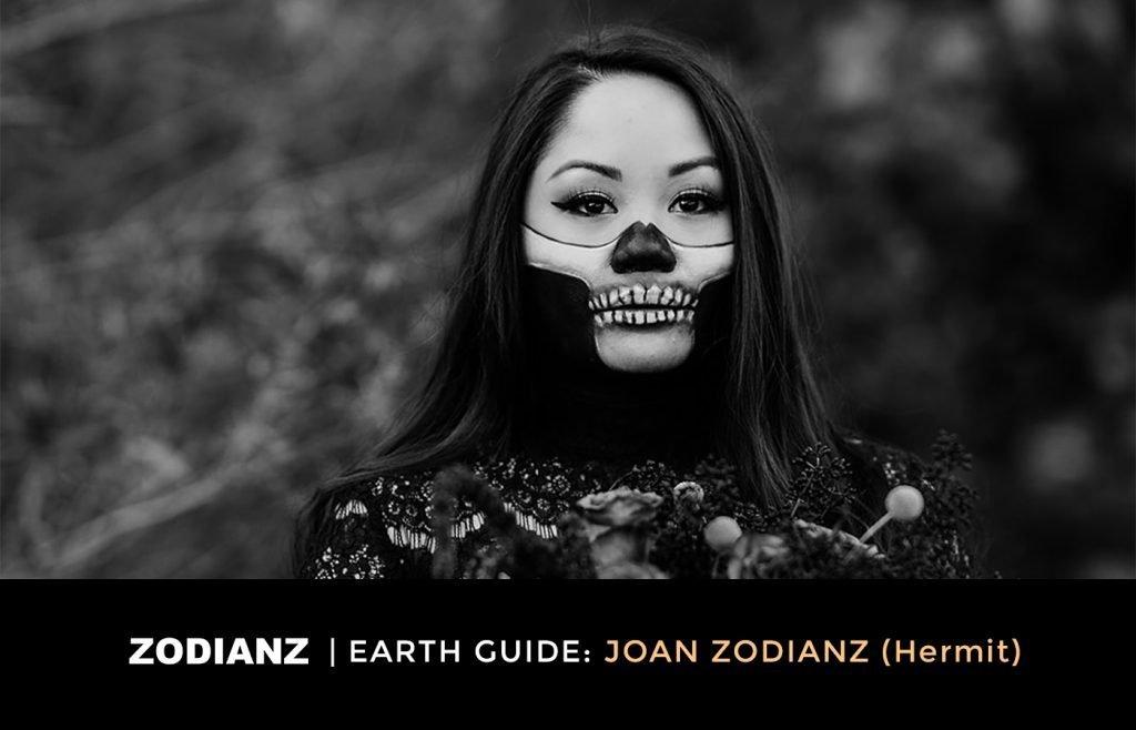 JOAN ZODIANZ EARTH GUIDE