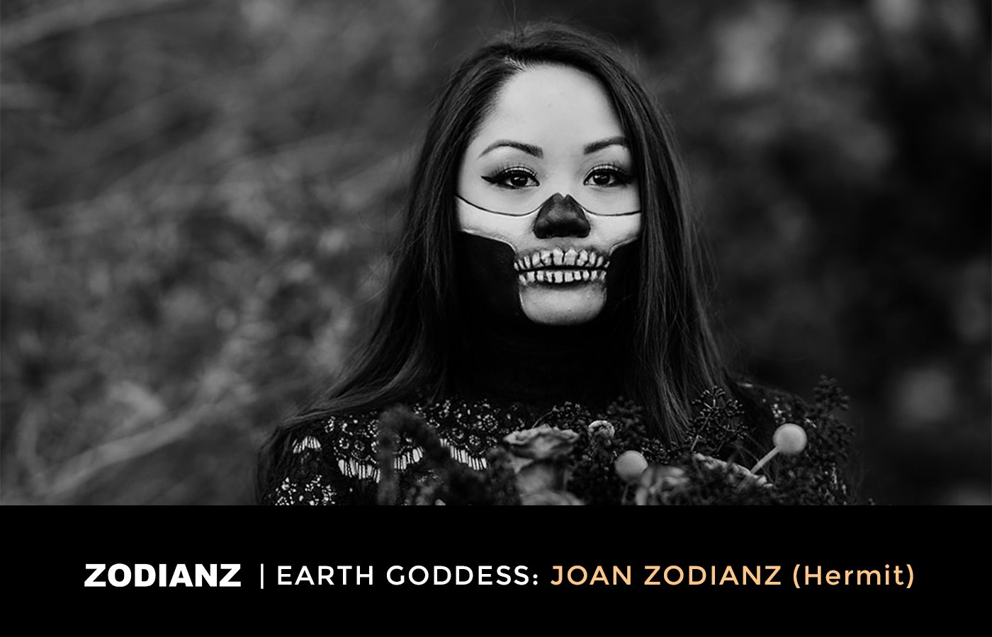 JOAN ZODIANZ EARTH GODDESS