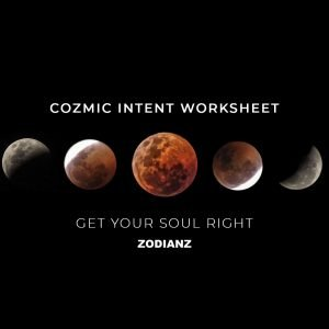 zodianz cozmic intent worksheet