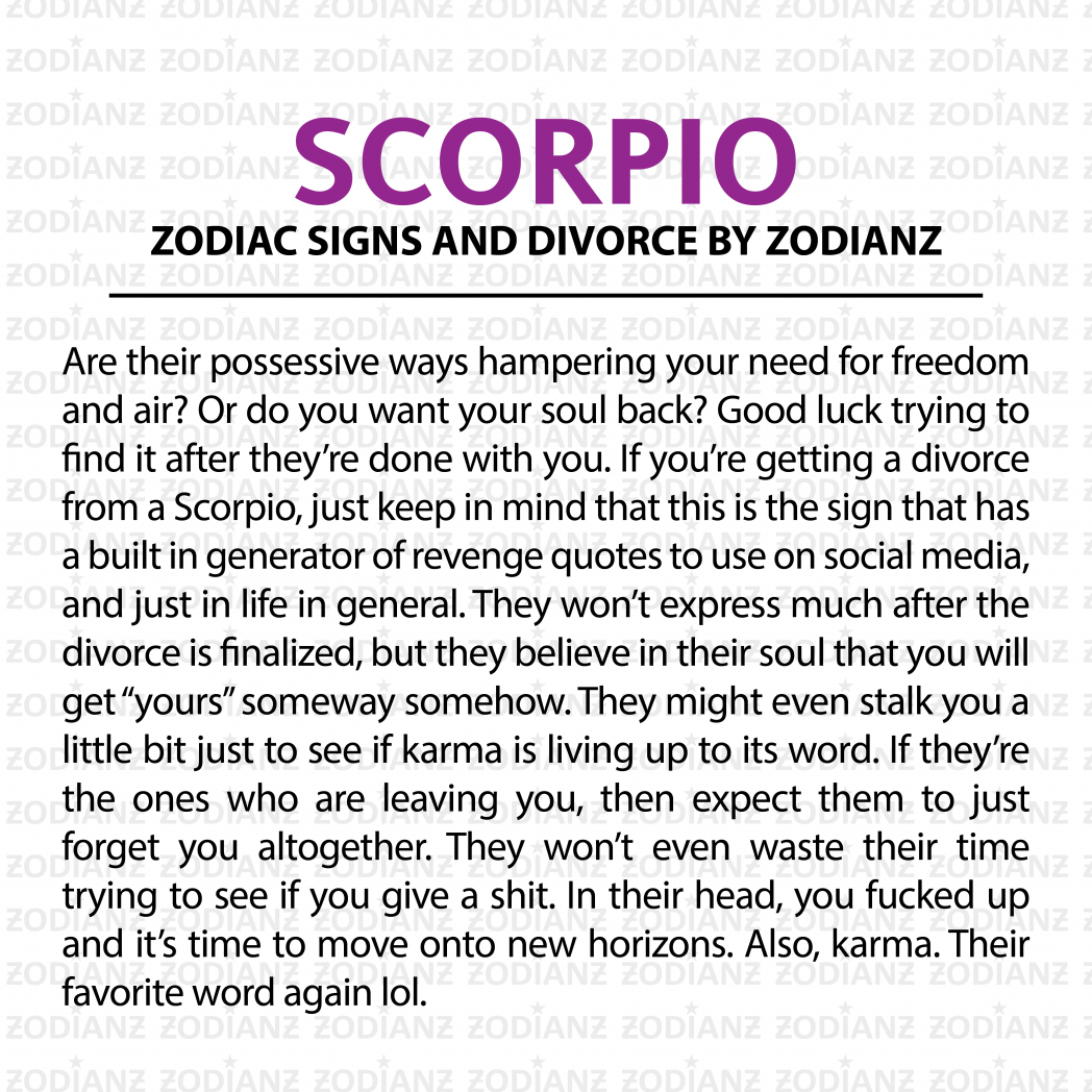 Everything you need to know about your Scorpio lover