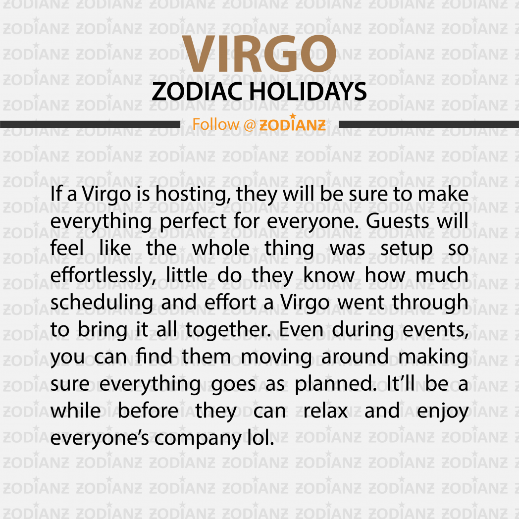 Everything you need to know about your Virgo lover