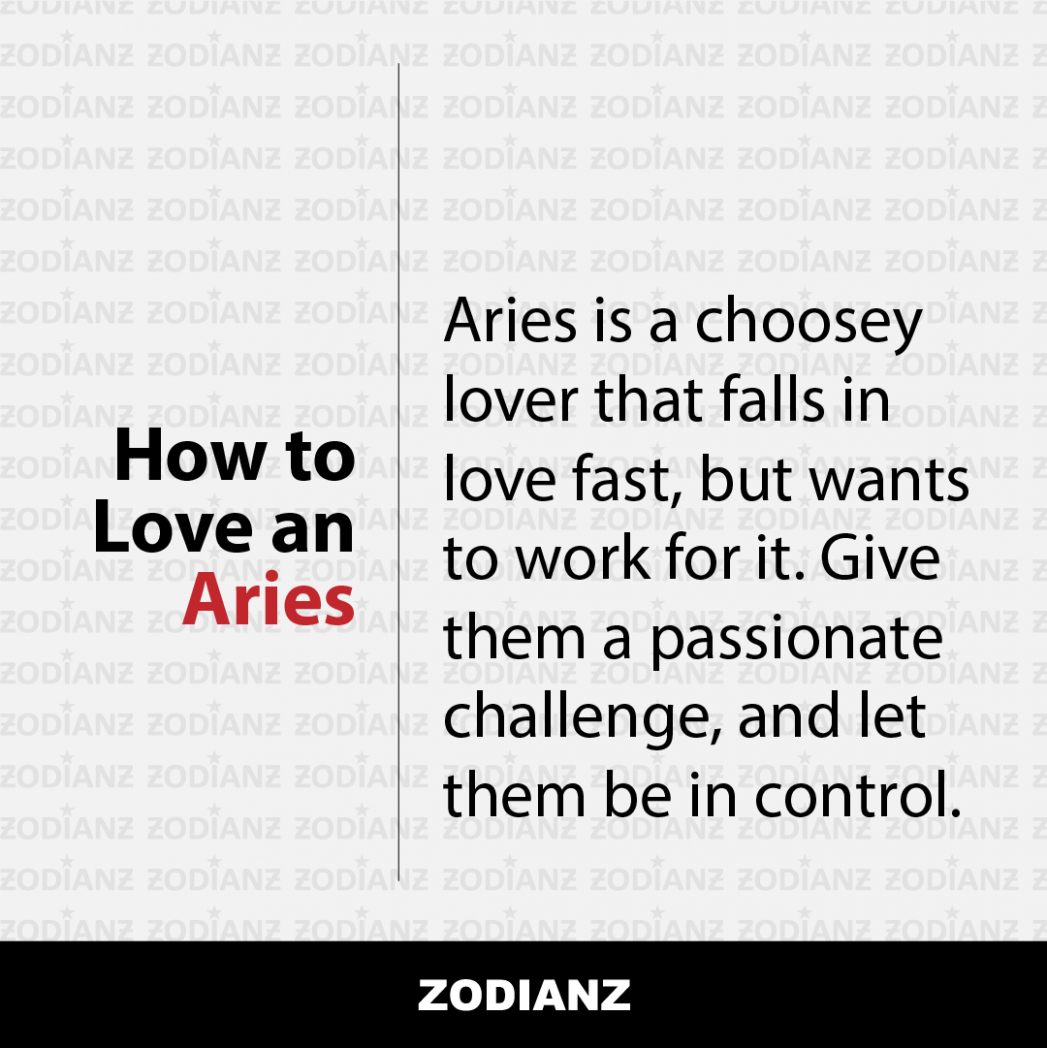 Everything you need to know about an Aries by Zodianz